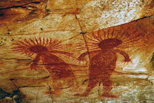 aboriginal beliefs With so many different aboriginal groups, languages, beliefs and practices, it is not possible to describe under a single heading, the full range and diversity of all myths across the entire continent.